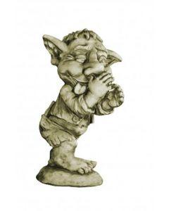 "Troll Spitzbube ""LEN"", Steinguss"