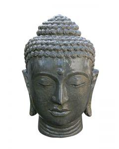 (PL-WGBH01-050AF) Buddha-Kopf als Wasserspiel