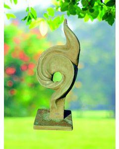 """Gartenkunst """"VALENTINO"""" © Fiona Scott, antik grün"""