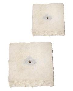 Steinguss-Sockel groß
